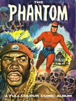 The Phantom Comic Album (1965-67)
