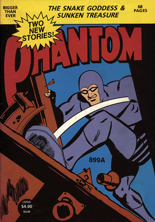 1988 Frew Phantom Comic no. 896