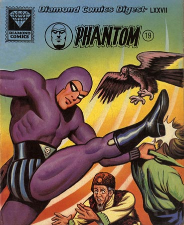 Diamond Comics Digest